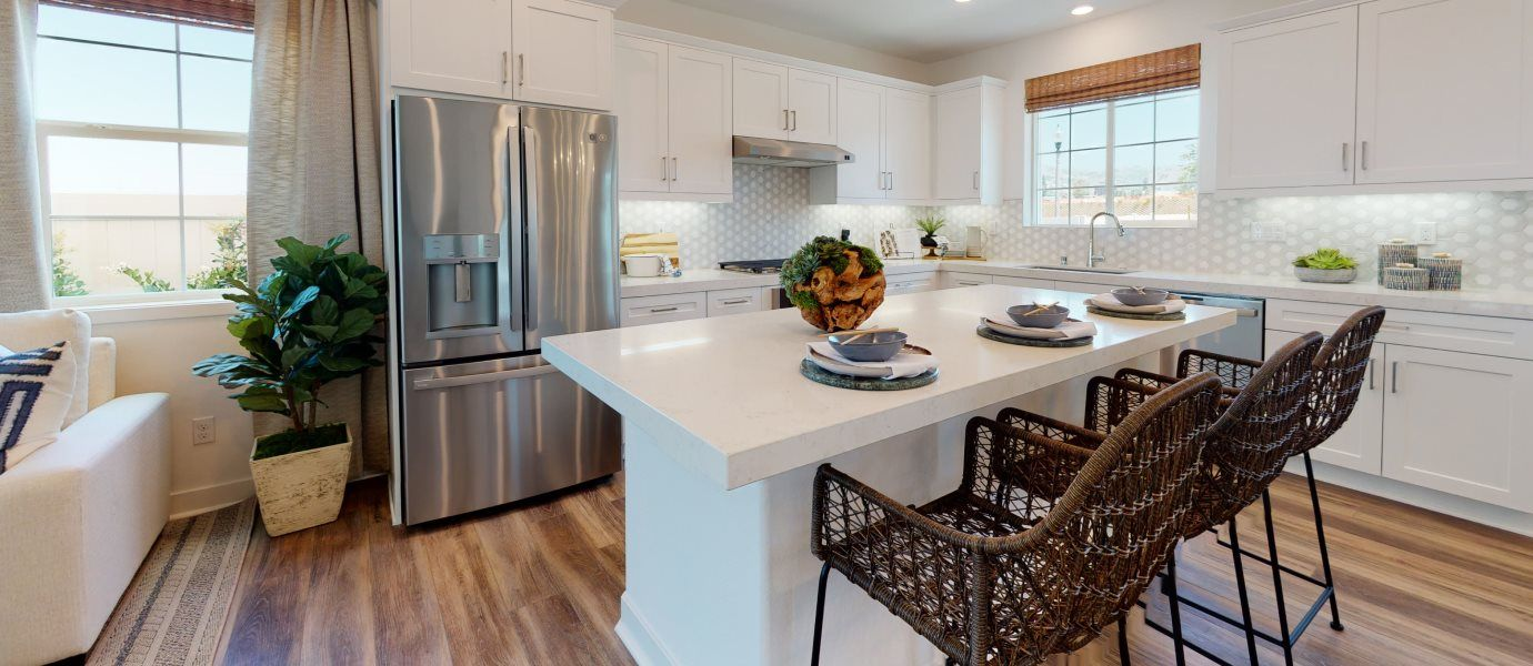 Kitchen featured in the Harmony 2 By Lennar in Los Angeles, CA