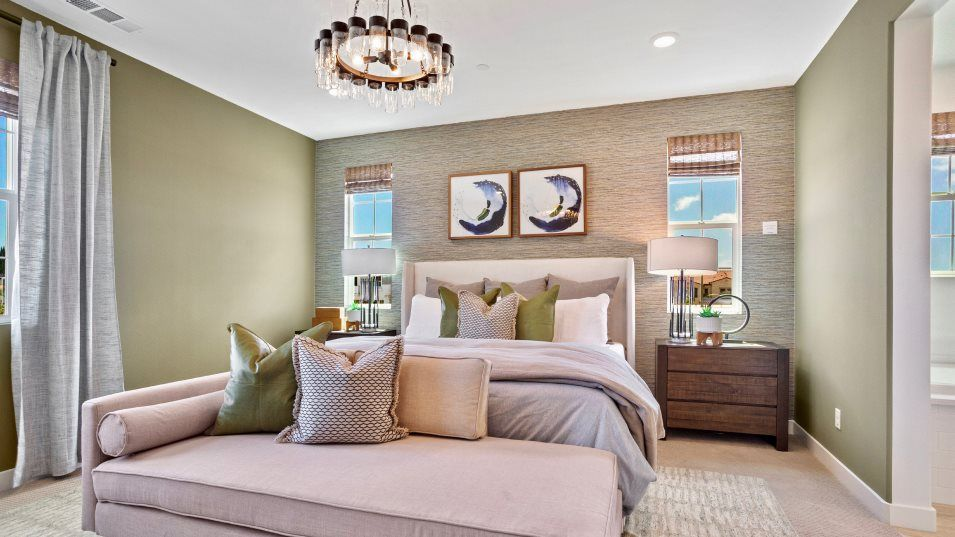 Bedroom featured in the Harmony 2 By Lennar in Los Angeles, CA