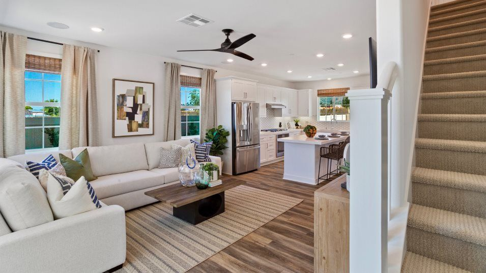 Living Area featured in the Harmony 2 By Lennar in Los Angeles, CA