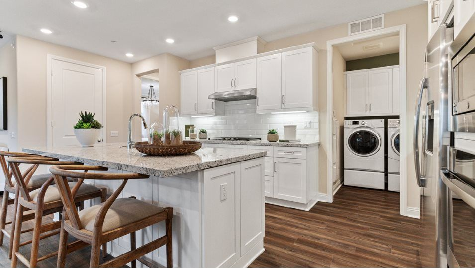 Kitchen featured in the Galloway 4 By Lennar in Los Angeles, CA
