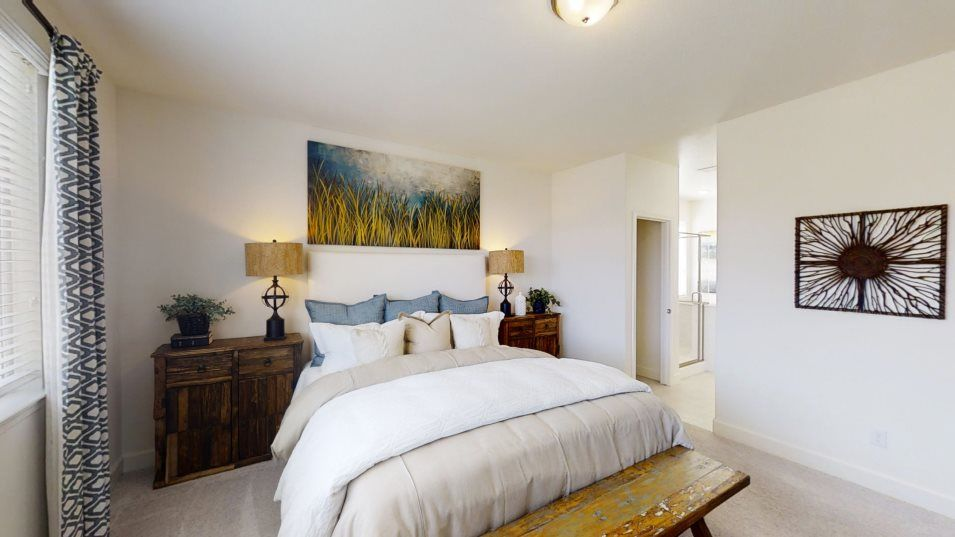 Bedroom featured in The Cottonwood By Lennar in Reno, NV