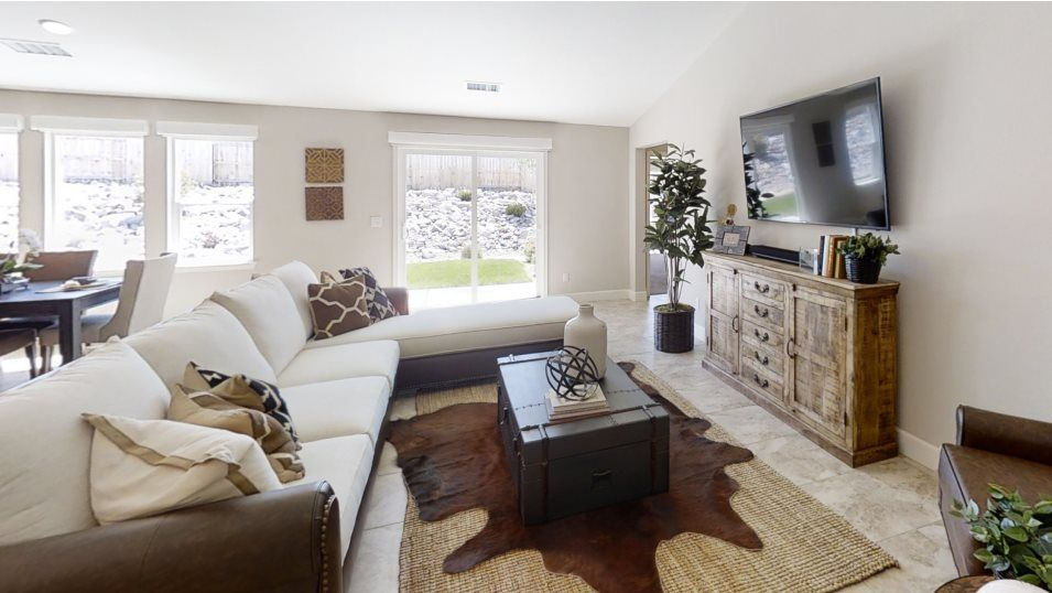 Living Area featured in The Shire By Lennar in Reno, NV