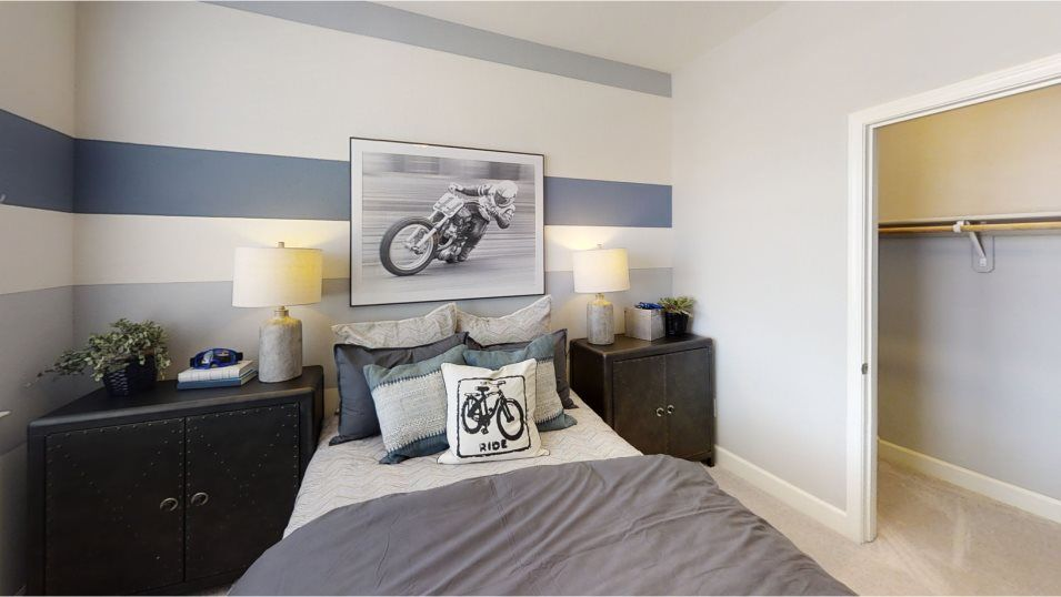 Bedroom featured in The Babette By Lennar in Reno, NV