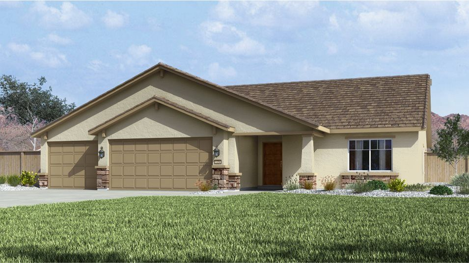 Exterior featured in The Ponderosa By Lennar in Reno, NV