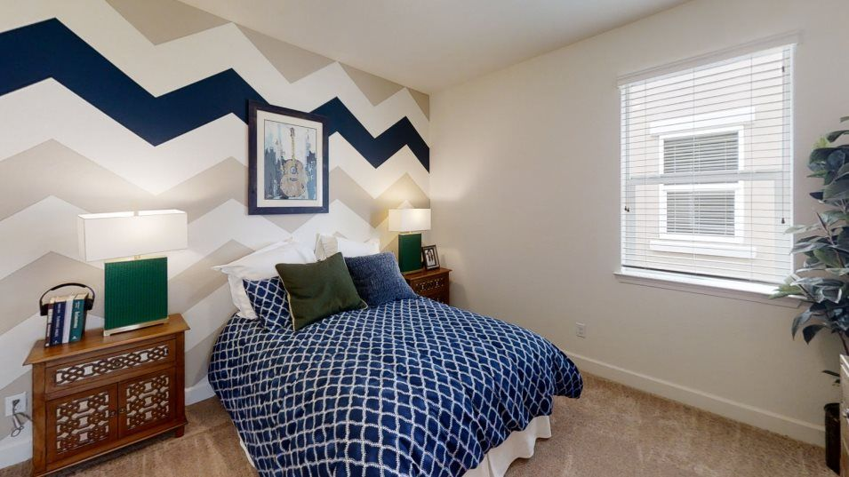 Bedroom featured in The Bolero By Lennar in Reno, NV