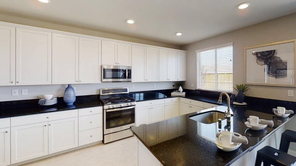 Kitchen featured in The Babette By Lennar in Reno, NV