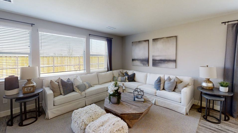 Living Area featured in The Pinon By Lennar in Reno, NV