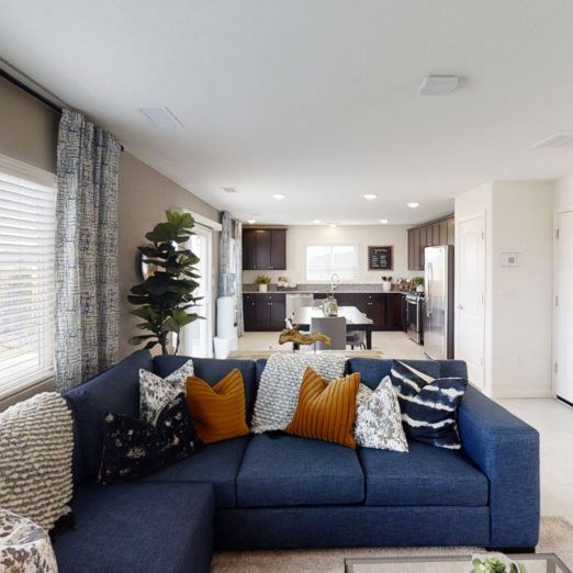 Living Area featured in The Peridot By Lennar in Reno, NV