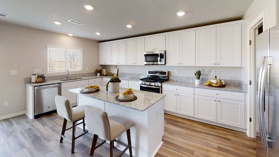 Kitchen featured in The Emery By Lennar in Reno, NV