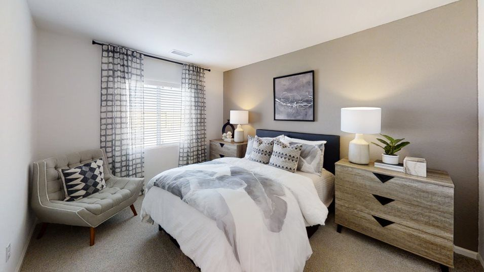 Bedroom featured in The Carnelian By Lennar in Reno, NV