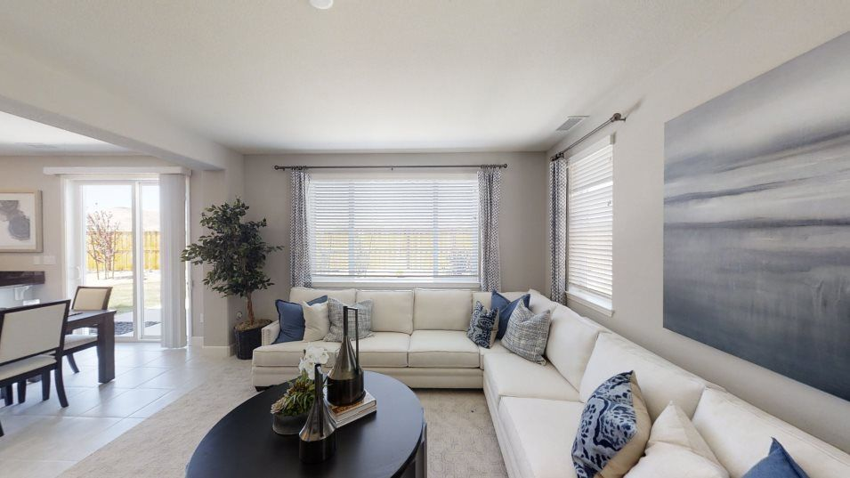 Living Area featured in The Babette By Lennar in Reno, NV