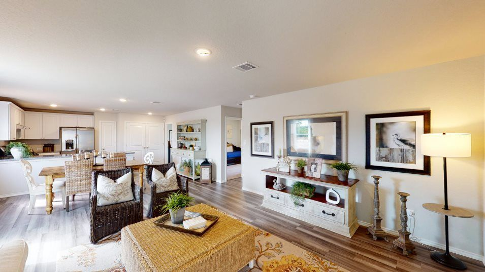 Living Area featured in the Rundle By Lennar in San Antonio, TX
