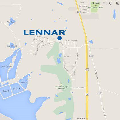 'Mission Del Lago - Barrington, Westfield, Cottage, WM, SHBV' by Lennar - San Antonio Homebuilding in San Antonio