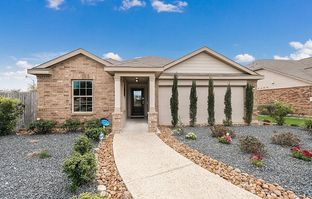 Roffee - Mission Del Lago - Barrington, Cottage, Watermill, SH, BV: San Antonio, Texas - Lennar