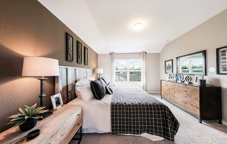 Bedroom featured in the Roffee By Lennar in San Antonio, TX