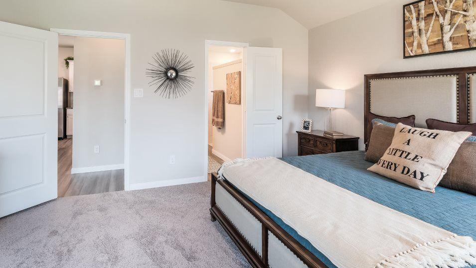 Bedroom featured in the Bexley By Lennar in San Antonio, TX