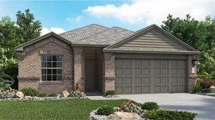 Bradwell - Mission Del Lago - Barrington, Westfield, Cottage, WM, SHBV: San Antonio, Texas - Lennar