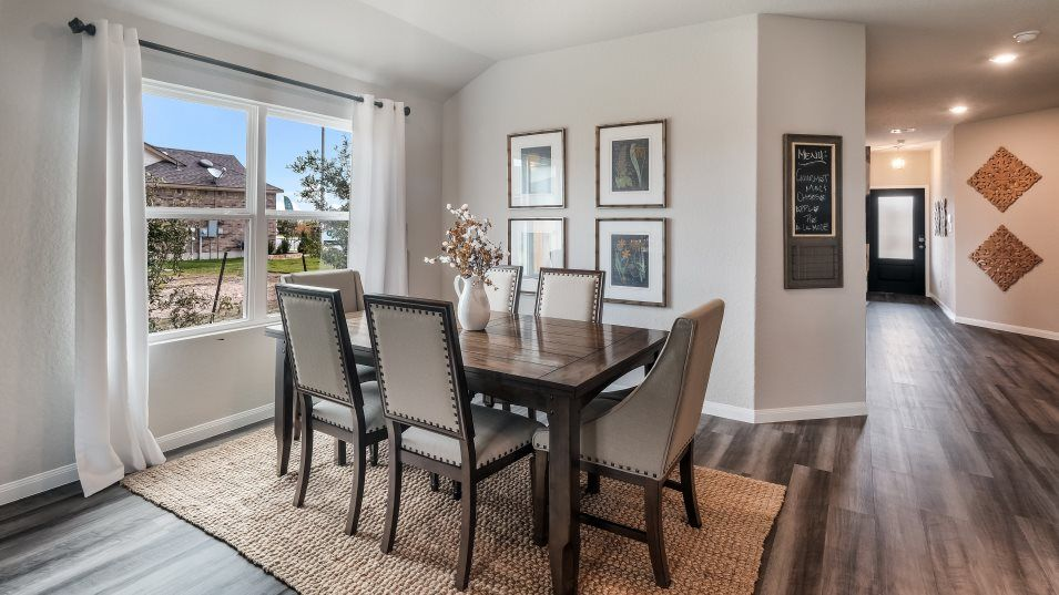 Living Area featured in the Bradwell By Lennar in San Antonio, TX