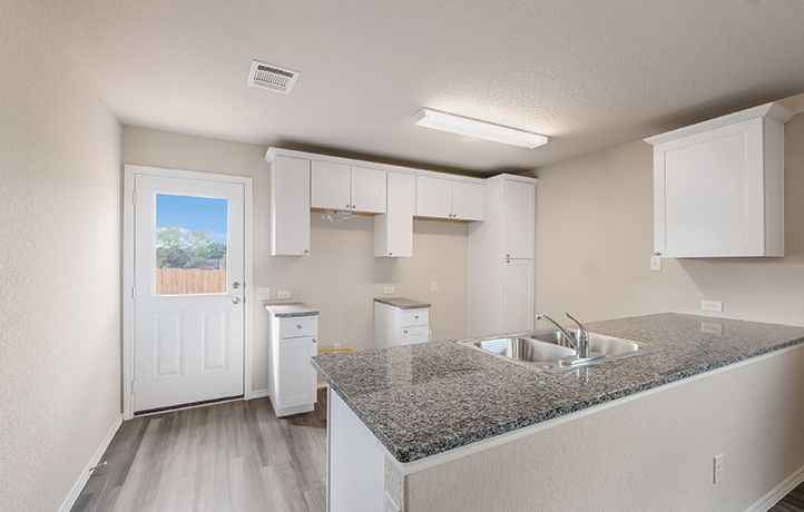 Kitchen featured in the Montour By Lennar in San Antonio, TX