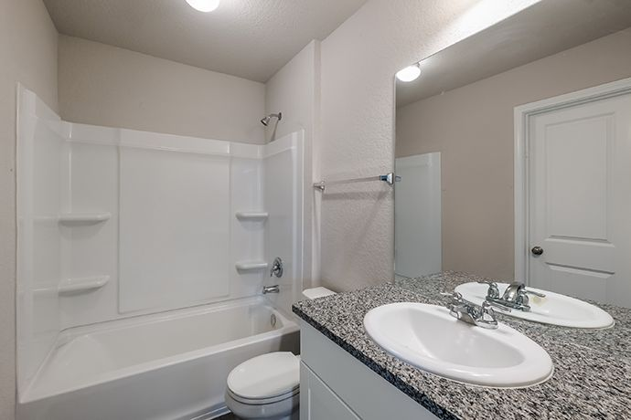 Bathroom featured in the Montour By Lennar in San Antonio, TX