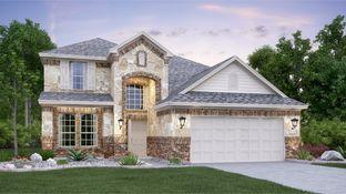 Terrazzo - Voss Farms - Barrington, Brookstone II & Westfield: New Braunfels, Texas - Lennar