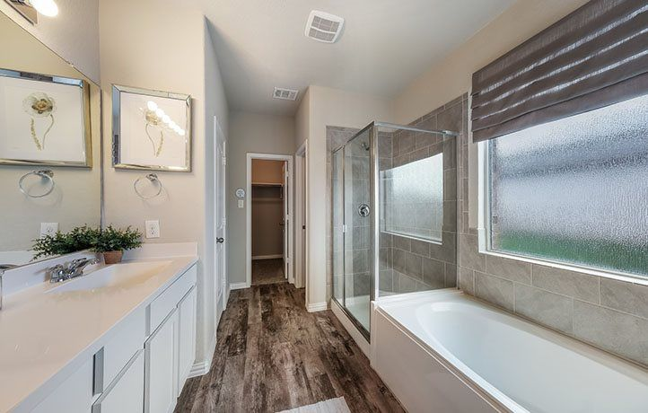 Bathroom featured in the Terrazzo By Lennar in San Antonio, TX