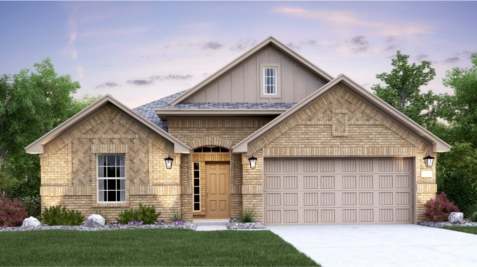 Exterior featured in the Rosso By Lennar in San Antonio, TX