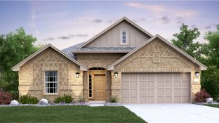 Rosso - Voss Farms - Barrington, Brookstone II & Westfield: New Braunfels, Texas - Lennar