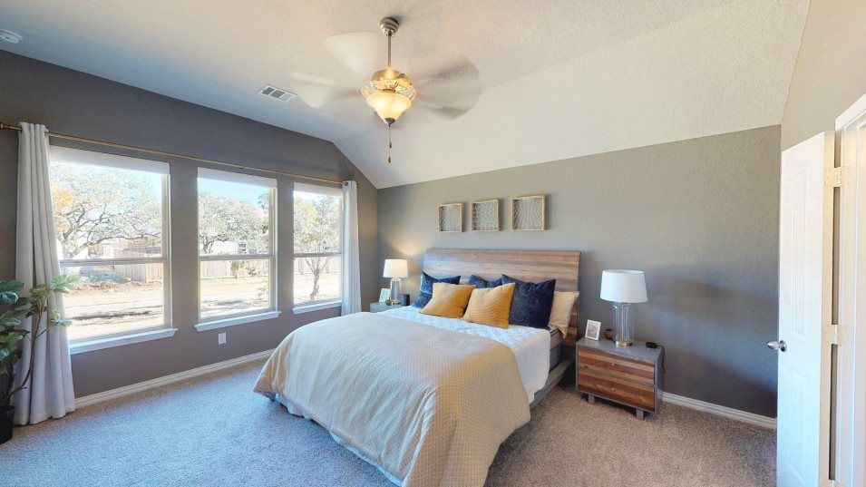 Bedroom featured in the Rosso By Lennar in San Antonio, TX