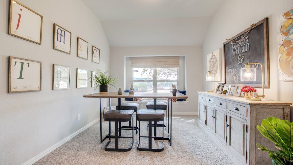 Kitchen featured in the Rosso By Lennar in San Antonio, TX