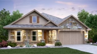 Madura - Voss Farms - Barrington, Brookstone II & Westfield: New Braunfels, Texas - Lennar