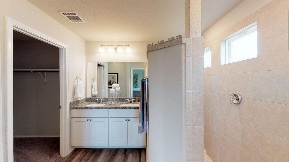Bathroom featured in the Abby By Lennar in San Antonio, TX