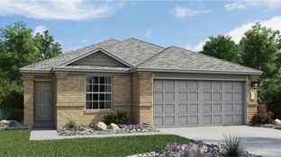 Houghton - Voss Farms - Barrington, Brookstone II & Westfield: New Braunfels, Texas - Lennar