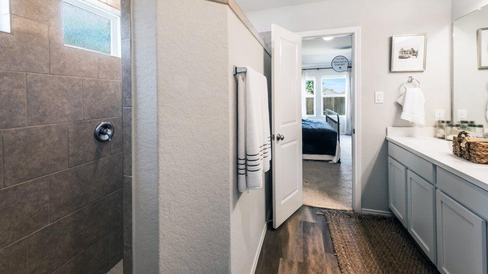 Bathroom featured in the Dubois By Lennar in San Antonio, TX
