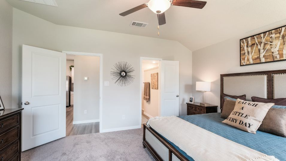 Bedroom featured in the Huxley II By Lennar in San Antonio, TX