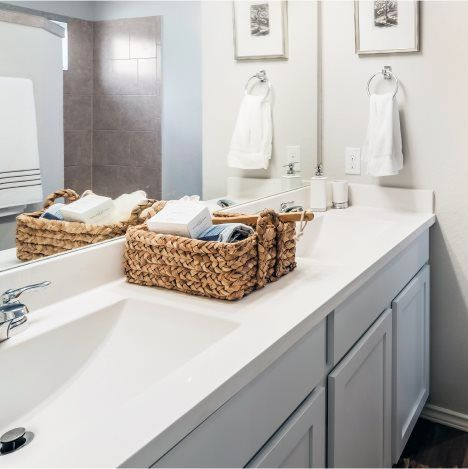 Bathroom featured in the Halstead II By Lennar in San Antonio, TX