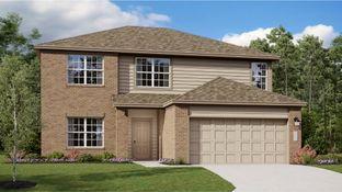 Halstead - Voss Farms - Barrington, Brookstone II & Westfield: New Braunfels, Texas - Lennar