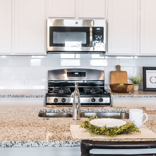 Kitchen featured in the Halstead By Lennar in San Antonio, TX