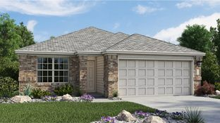 Abby - Potranco Run - Brookstone II, Westfield, & Barrington: San Antonio, Texas - Lennar
