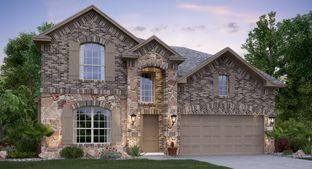 Alabaster - Johnson Ranch - Brookstone II Collection: Bulverde, Texas - Lennar