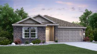 Jardin - The Crossings - Brookstone II & Westfield: New Braunfels, Texas - Lennar