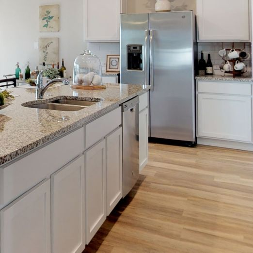 Kitchen featured in the Langley By Lennar in San Antonio, TX