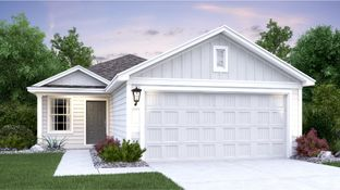 Rundle - Northeast Crossing - Cottage Collections: San Antonio, Texas - Lennar