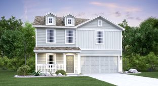 Selsey - Voss Farms - Watermill Collection: New Braunfels, Texas - Lennar