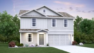 Selsey - Sage Meadows - Watermill Collection: Saint Hedwig, Texas - Lennar
