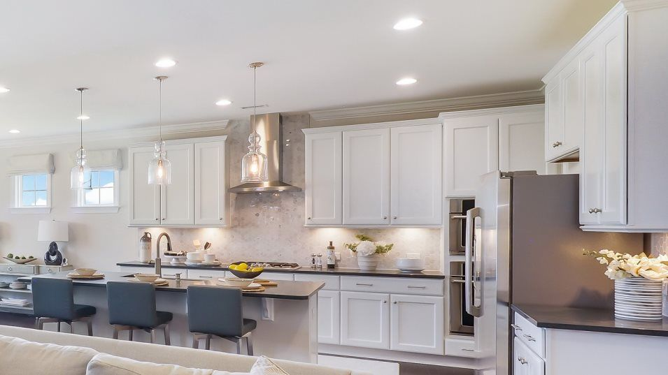 Kitchen featured in the Harley By Lennar in Raleigh-Durham-Chapel Hill, NC