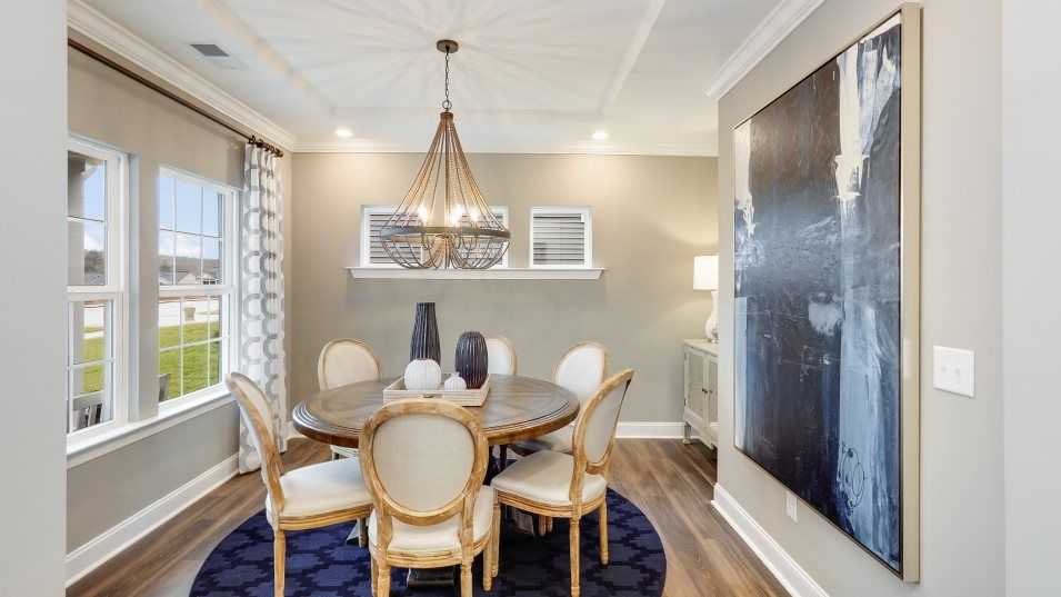 Kitchen featured in the Landrum III By Lennar in Raleigh-Durham-Chapel Hill, NC