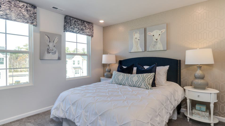 Bedroom featured in the Mitchell By Lennar in Raleigh-Durham-Chapel Hill, NC