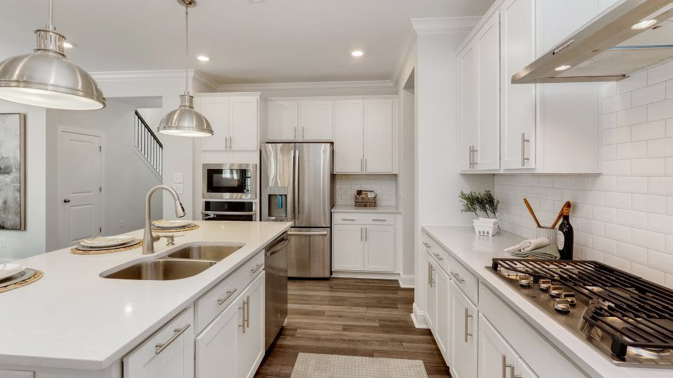 Kitchen featured in the Winstead II By Lennar in Raleigh-Durham-Chapel Hill, NC