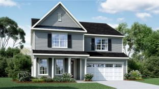 Edison II - Tryon - Sterling Collection: Wake Forest, North Carolina - Lennar